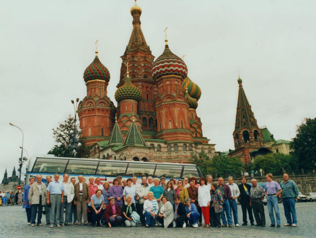 Russland, Gruppenbild